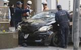 プリウス事故