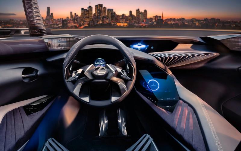 Lexus-UX-Concept-Interior