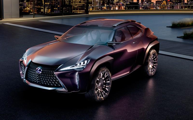 Lexus-UX-Concept-front-three-quarter