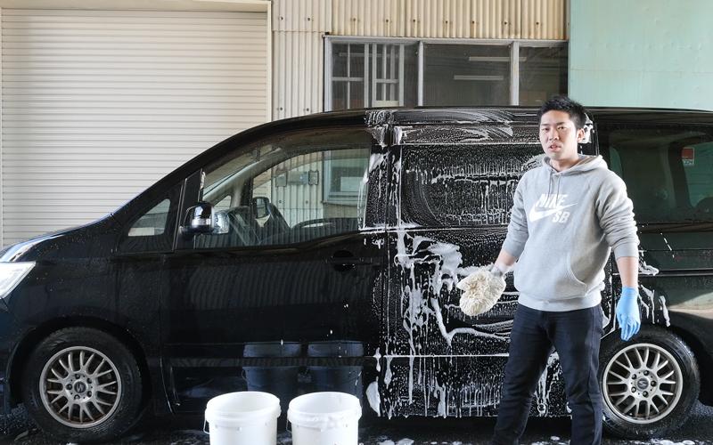 洗車グローブ_17